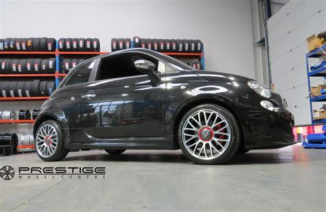fiat 500 alloy wheels fiat 500 abarth alloy wheel refurbishment gunmetal grey