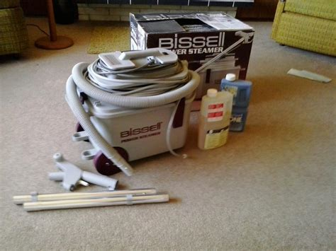 how to steam clean upholstery yourself bissell power steamer model 1631c saanich victoria