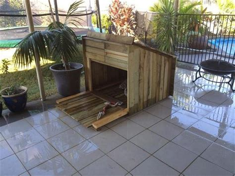 pallet dog house plans diy pallet dog house plans do it your self