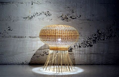 hand woven design lighting inspired  natural forms