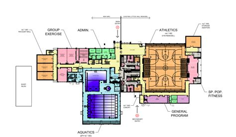family life center floor plans muskingum recreation center floor plan recreation home