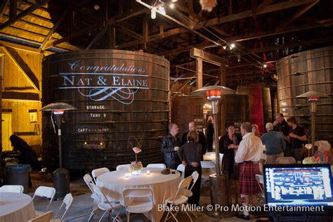 barrel room rancho bernardo nat elaine celebrate 50 yrs at bernardo winery san diego dj