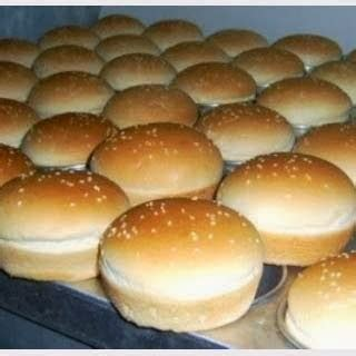 Burger Wijen roti burger wijen supplier bahan baku kebab