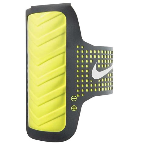 Armpad Nike nike distance iphone 6 running armband anthracite volt sp15 183 nike arm wallets 183 ah
