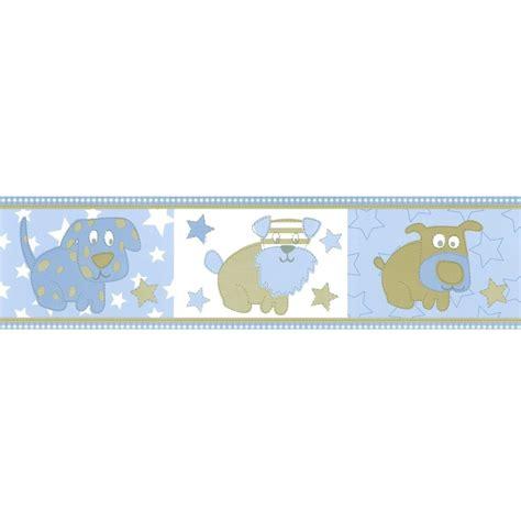 self adhesive wallpaper borders uk designer selection puppy self adhesive wallpaper border 01429lit designer selection