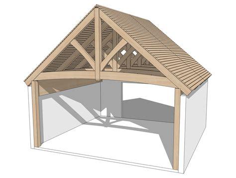 gable pavilion kit win  sunroom western timber frame