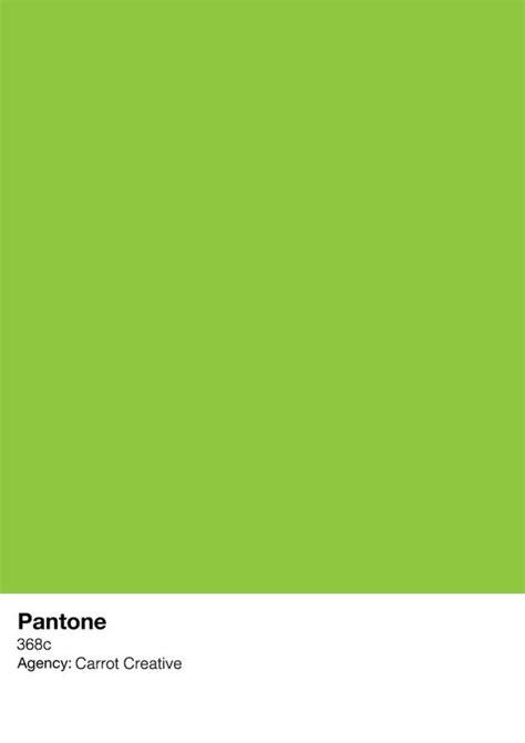 pantone green carrot creative green pantone concept via max davies