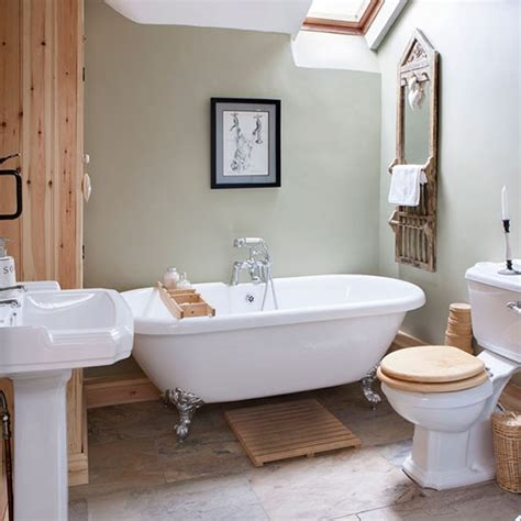 be inspired by this rustic country bathroom makeover housetohome co uk