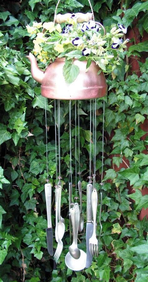 Repurposed Garden Decor 15 Repurposed Garden Ideas Flagsonastickblog
