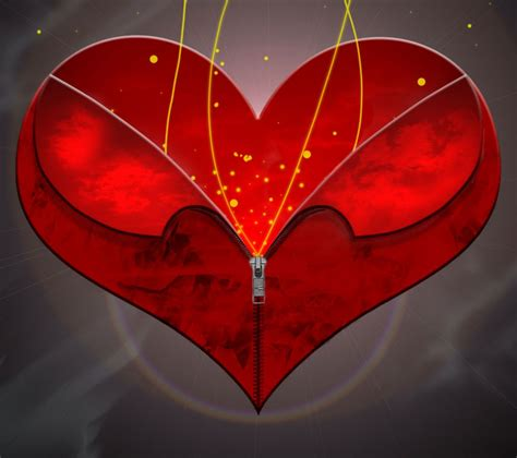 imagenes oscuras de corazones foto alas un coraz 243 n una espada rosas el 10 y una pelota
