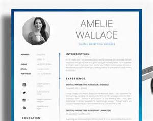 template for a professional cv professional cv templates resume templates by introduice