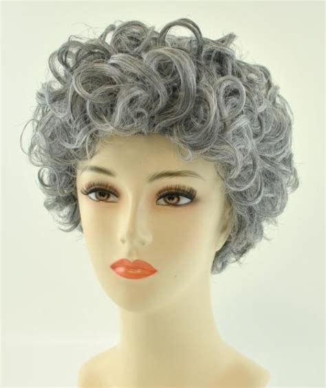 wigsfor old broads mom old lady wig costumes wigs theater makeup and