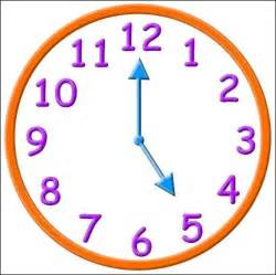 What Time Is It In Quiz Telling Time Quiz General Knowledge