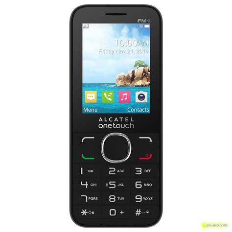 imagenes para celular alcatel one touch comprar alcatel onetouch 2045x negro powerplanetonline