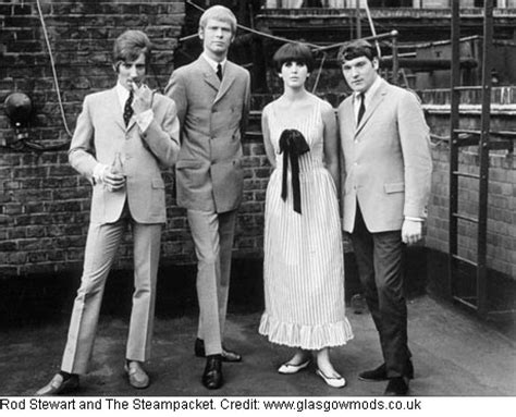 mod haircuts glasgow rod stewart and the steacket 1960s mod fashion