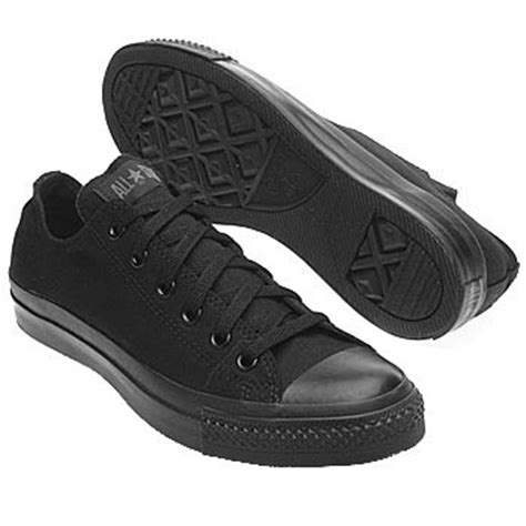 Converse Low Ct2 Black Mono i want these all black converse my style