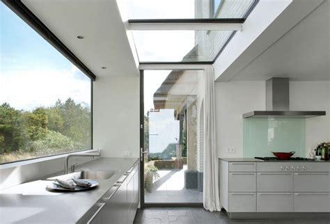 ultra modern kitchen designs rustic dutch seaside residence gets a modern makeover