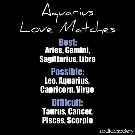 Who My Mastches so true my matches aries gemini sagittarius and libra