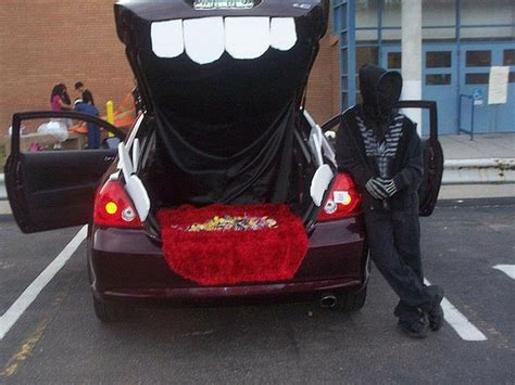 trunk or treat trunks and treats on