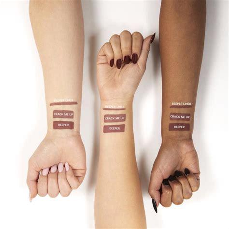 L02 Colourpop Call Me Beep Me Lipstick Set 3 In 1 Matte Lip Trio beeper ultra matte liquid lipstick colourpop