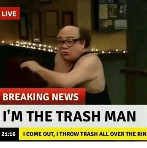 Garbage Man Meme - undertale