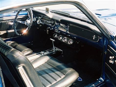 65 Mustang Upholstery by 1965 Ford Mustang Fastback 63980