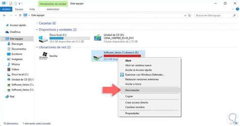 tutorial en linea de windows 10 c 243 mo mapear conectar unidad de red en windows 10 solvetic