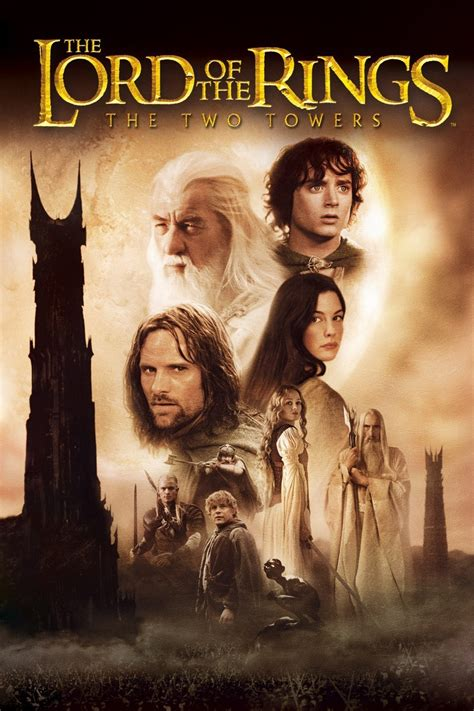 the two towers lord 0007203551 the lord of the rings the two towers buy rent and watch movies tv on flixster