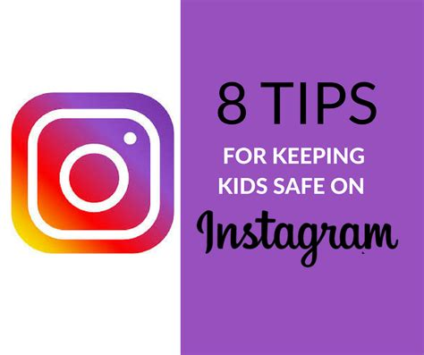 8 Tips To That Are by Eight Tips For Keeping Safe On Instagram