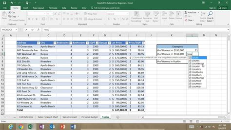 tutorial excel countif excel count cell value greater than count cells greater