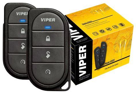 viper     button remote start system