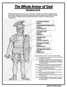 armor of god coloring pages the christian armour mission bible class