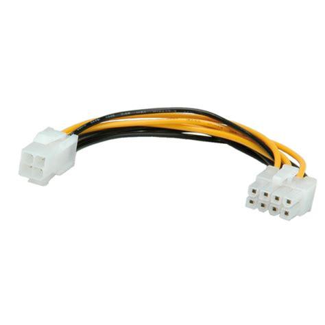 Kabel Usb To 8pin 15m roline kabel zasilający wewnętrzny 8 pin pci express 4