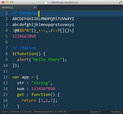 11 best text editors for top 11 programming fonts for your text editor and terminal