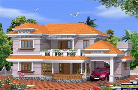 green home design kerala green homes beautiful 4 bhk kerala model home 2750 sq feet