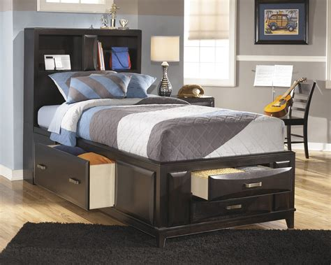 ashley storage bed buy kira full storage bed by signature design from www