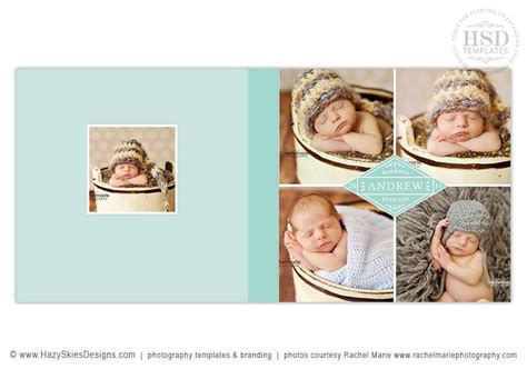 baby album templates for photographers baby book album cover template brand new