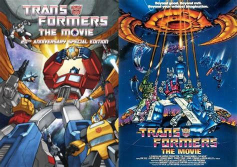 Transformers Movie 1986 Film Thekongblog The Transformers The Movie 1986 Is 10x Better Than Michael Bay S Multi Million