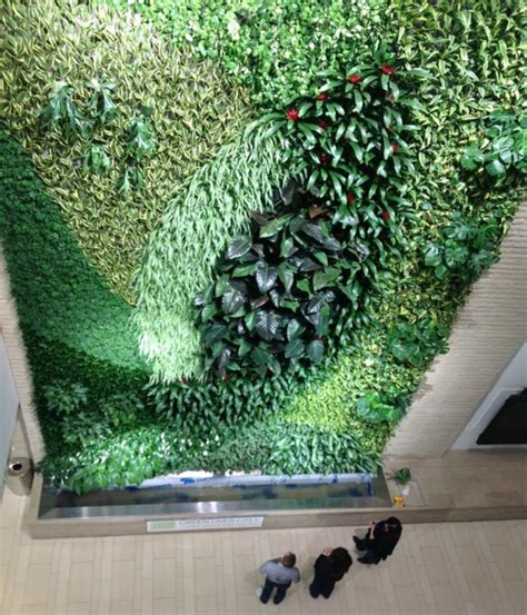 beleuchtung pflanzen wanddeko mit pflanzen livepicture erfrischt das ambiente