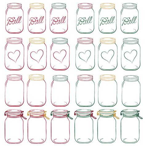 jar clip free jar clipart printable pencil and in color jar clipart