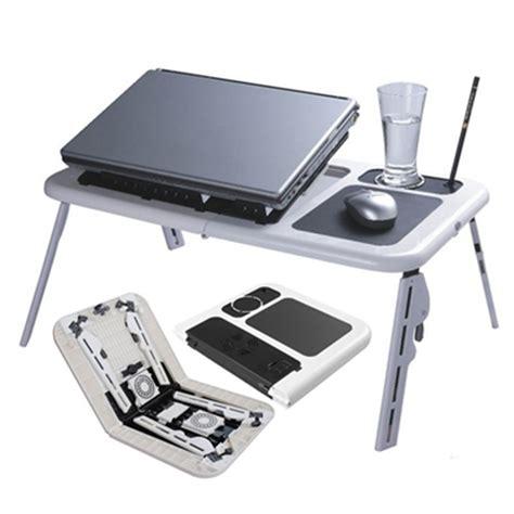 Kipas Tambahan Untuk Laptop meja laptop lipat kipas elevenia