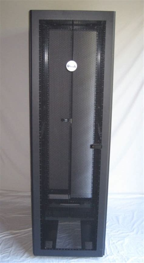 Dell Server Rack Accessories by 42u Dell 4210 Server Rack Enclosure Cabinet By Rittal P N