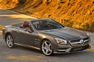Mercedes Sl550 Used 15 Automotive Aluminum Warriors Photo Gallery Motor Trend