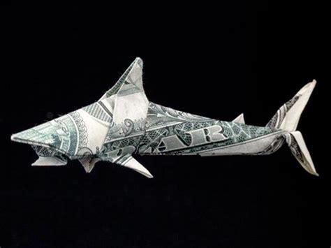 Origami Won Park - des origami avec des billets de banque ufunk net
