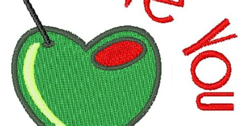 embroidery design not lining up when you re not ready for the quot l quot word olive you