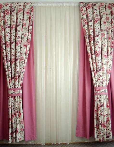 Patterned curtains ties free crochet pattern curtain tiebacks swag