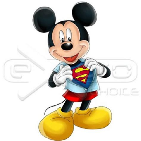 Surpet Mickey Mouse mickey in superman version mickey mouse is a animal character and the official