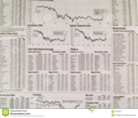 Royalty Free Newspaper Pictures Images And Stock Photos Istock Stock Market Newspaper Background With Charts Stock Image Image 13413217