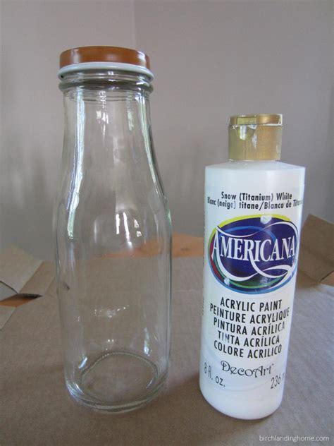 Acrylic Square Vase Turn A Starbucks Bottle Into A Milk Bottle Vase Blog