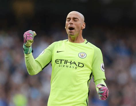 willy caballero willy caballero goalkeepers who ve made the most punches
